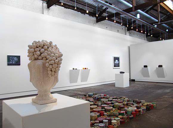 exhibition install art food beyond the still life 2012