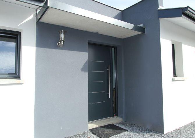 une maison contemporaine familiale et design - Entree De Maison Contemporaine