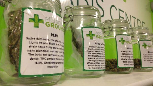 Medicinal Grounds Cannabis Centre, Saint John