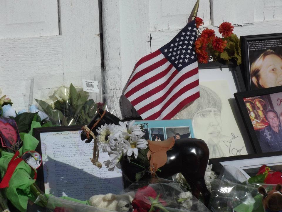Davy Jones of the Monkees memorial Beavertown Pa