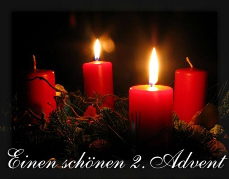 Einen Schonen 2 Advent Advent Weihnachtsgluckwunsche Weihnachten Lustige Bilder
