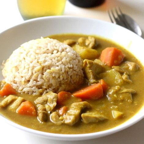 Curry Powder Japanese Curry Chicken Recipes Curry Recipes Asian Stew Recipe