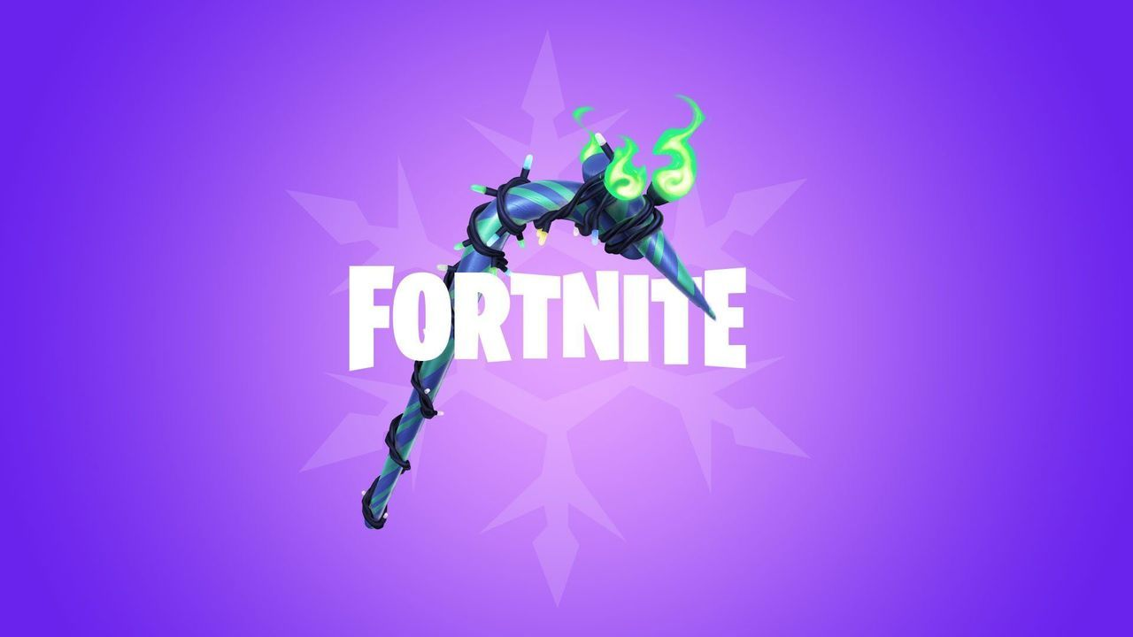 Fortnite How to Get the Merry Mint Pickaxe in 2020 ...