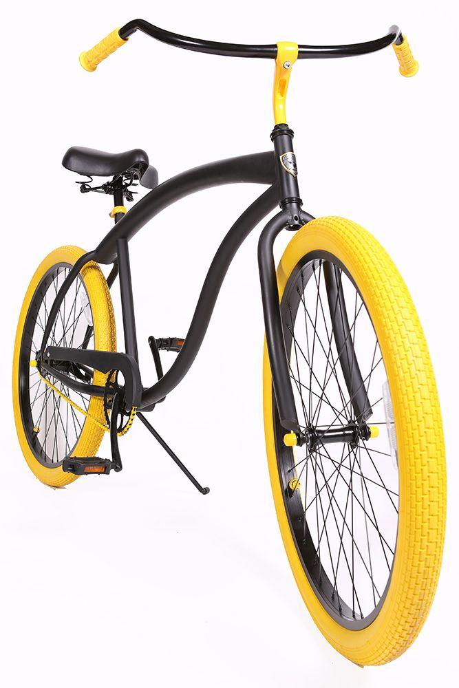 Check out this custom beach cruiser bicycle :) www.villycustoms.com ...