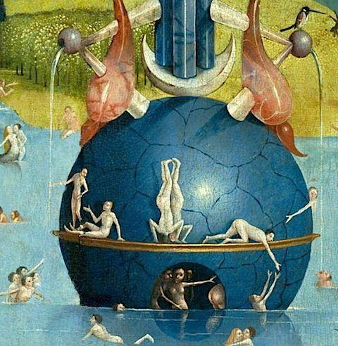 Por Amor Al Arte El Jardín De Las Delicias Y El Centeno Hieronymus Bosch Amor Arte Pinturas Clasicas