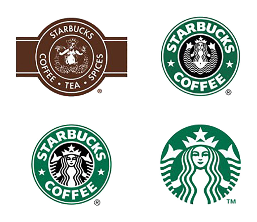 Logo inspiration 10 examples of great logo design