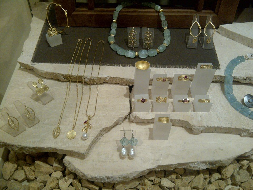 beautiful display at Taboo Studio Contemporary Jewelry in ... - photo#8