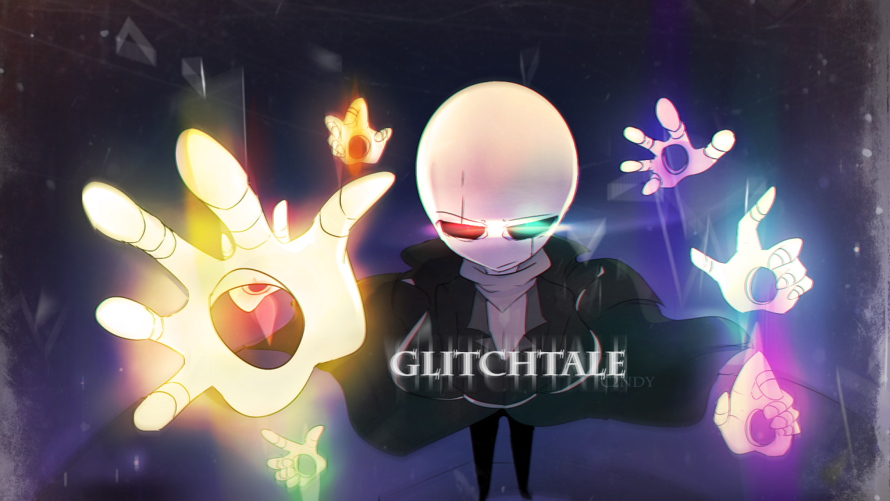 Glitchtale Gaster Anime Nhan Vật Anime