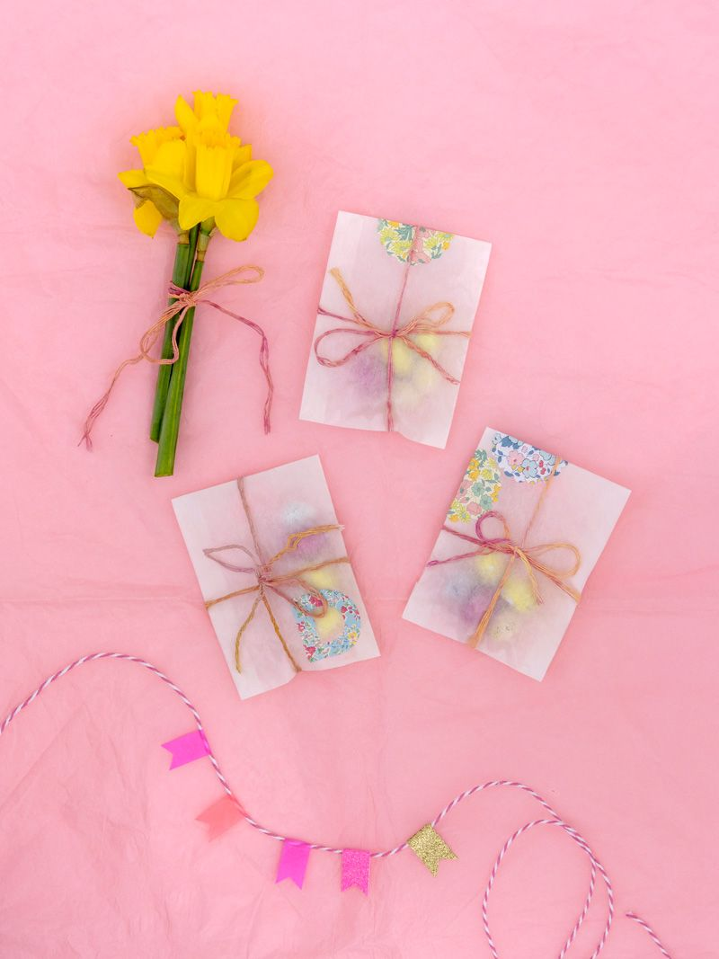 Easter gift wrap with liberty stickers and glassine envelopes easter gift wrap with liberty stickers and glassine envelopes negle Images