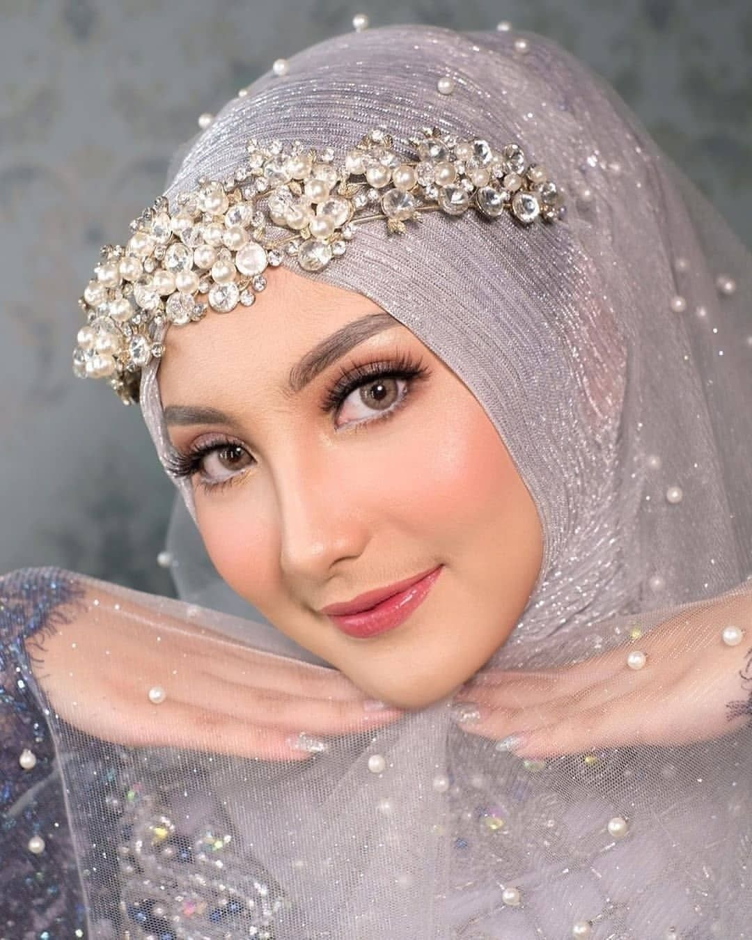 Wedding Soft Makeup Makeup Pengantin Pengantin Wanita Gaya Pengantin