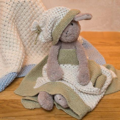 Photo of Er du som meg, elsker hullmønster, men vil strikke den mens du ser …
