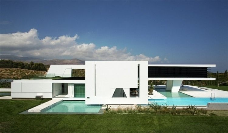 beautiful h3 house by 314 architecture studio - Beautiful Architecture Homes
