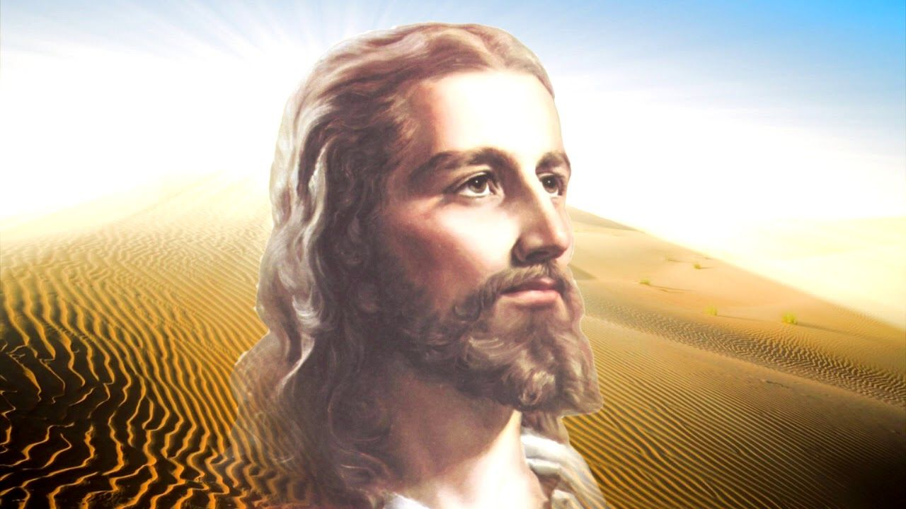 Jesus the path of initiations that i teach is the path of