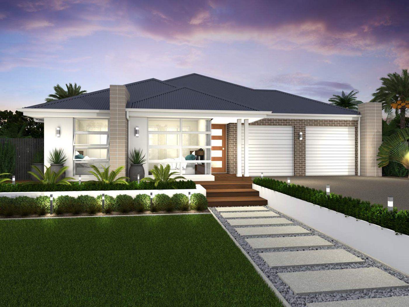 duo - dual living facades mcdonald