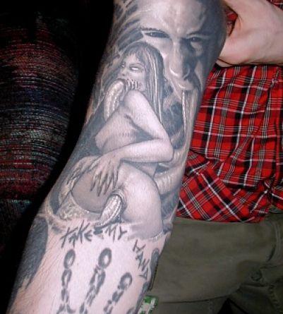 Phil anselmo tattoo i want pinterest tattoo for Phil anselmo tattoos