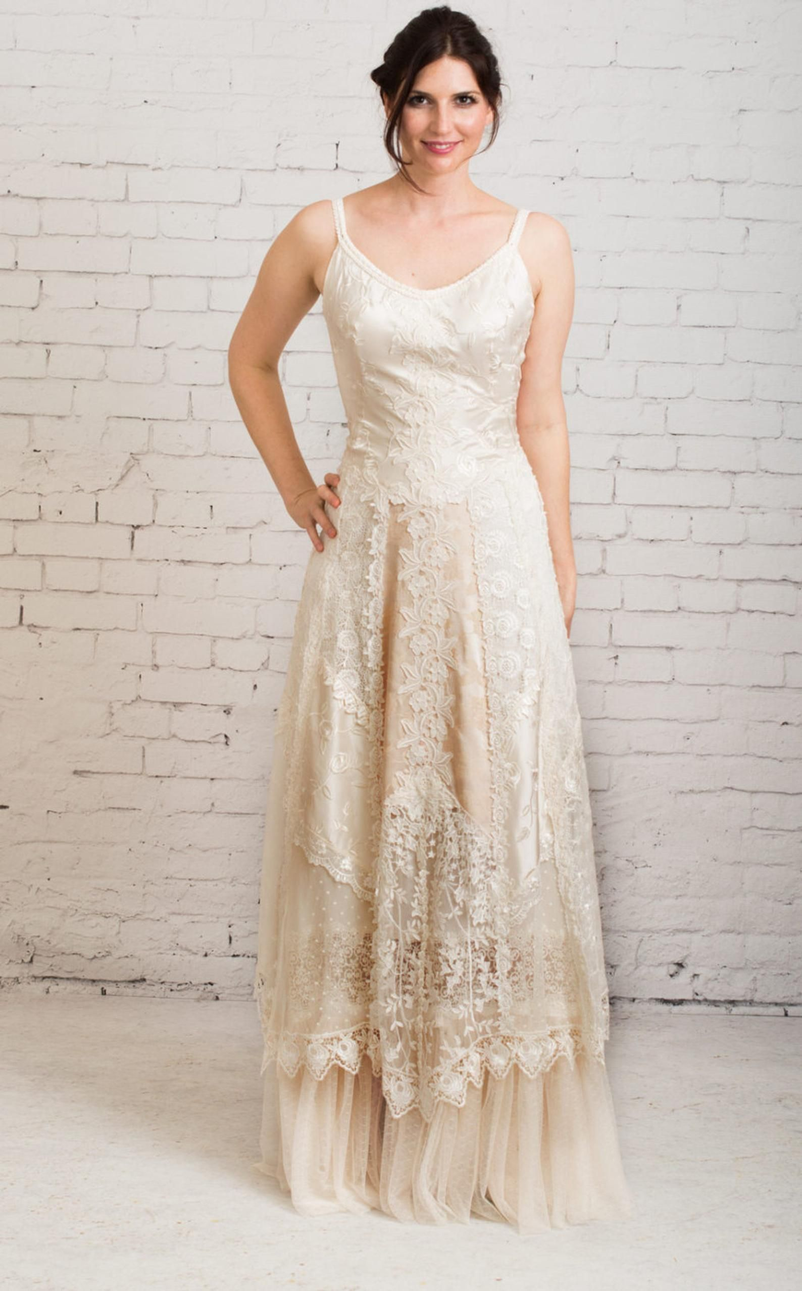 Boho Wedding Dress Casual Wedding Dress Simple Wedding Dress Rustic Wedding Dress Back Casual Wedding Dress Cheap Wedding Dress Simple Wedding Dress Casual [ 2556 x 1588 Pixel ]
