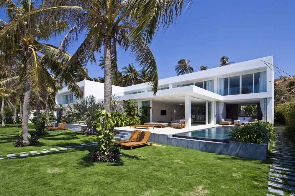 Oceanique Villas / MM++ architects Modern beach house