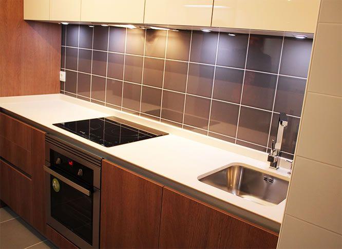 Dise o de cocinas inteligentes linea3cocinas madrid for Diseno de cocinas madrid