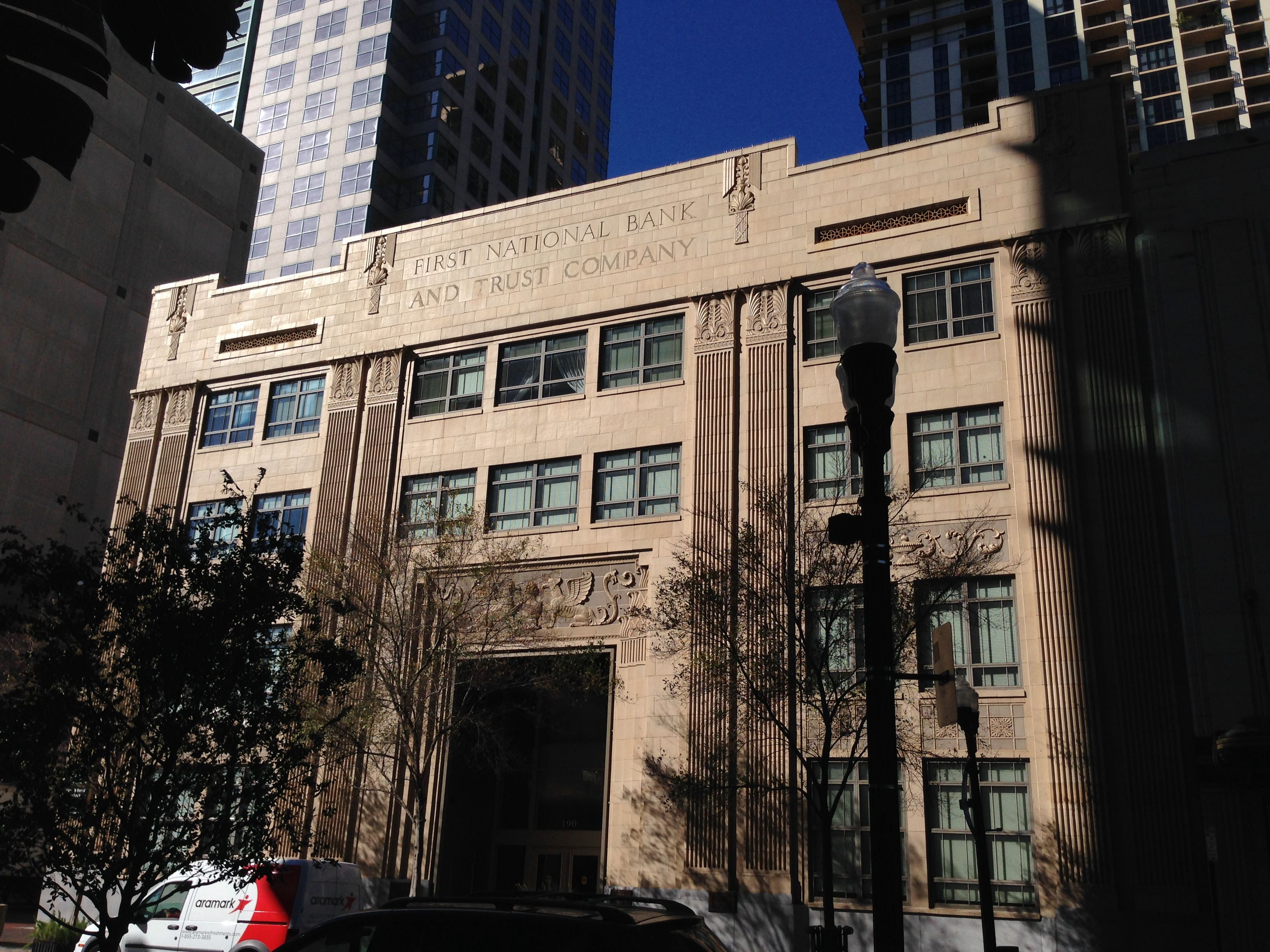 Tours Of Downtown Downtown Art Deco Buildings City