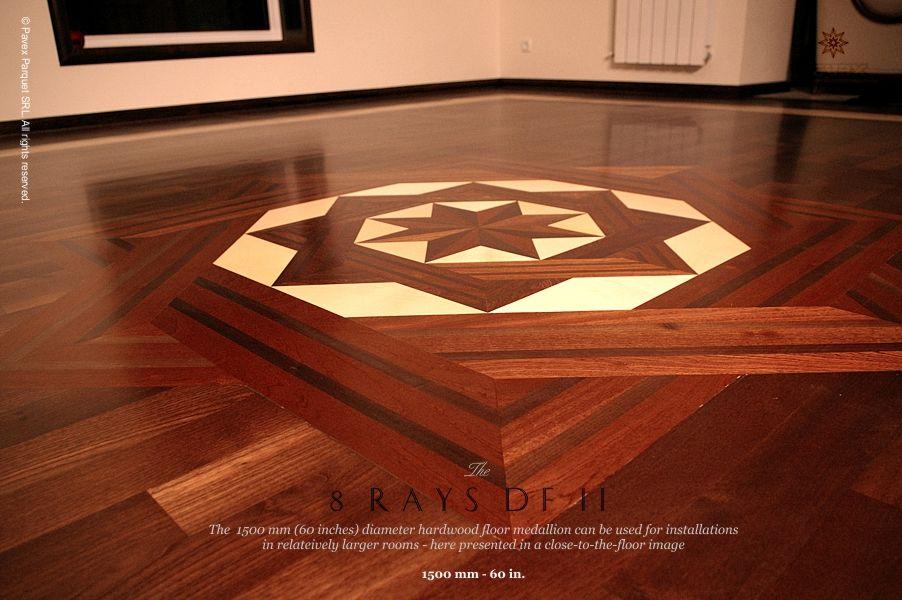 Harwood Floor Medallions Hardwood Flooring Medallions Permalink
