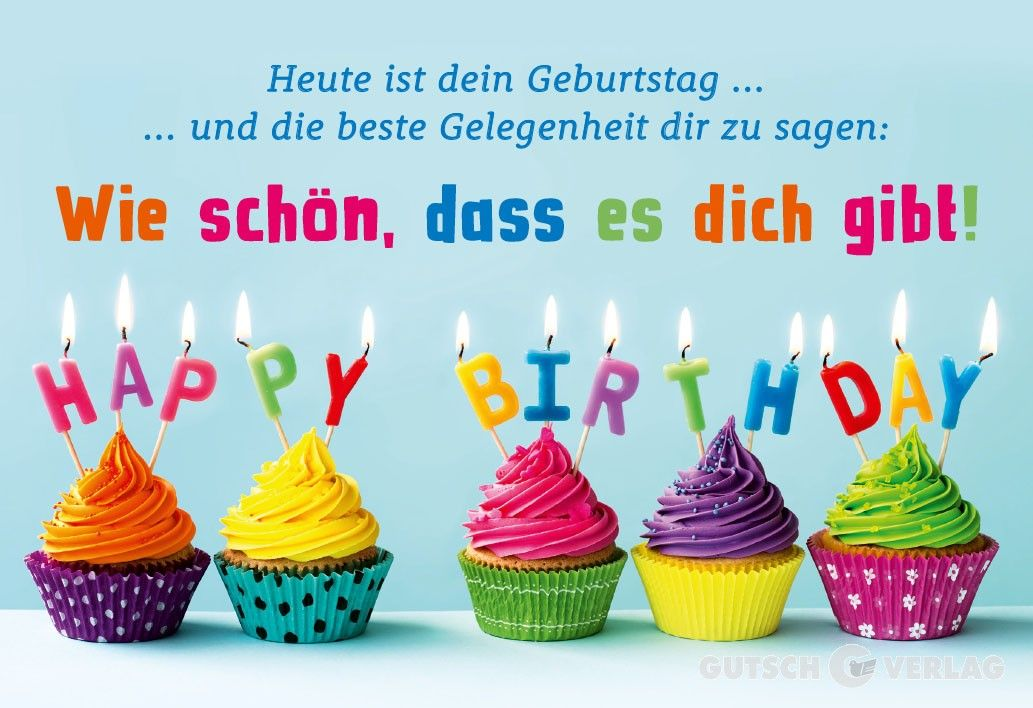 Kultura Gutsch Verlag Alles Gute Zum Geburtstag Kuchen