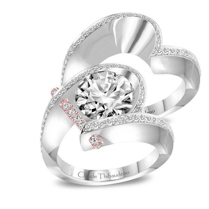 Ring by Claude Thibaudeau #Precious_Posts @PreciousPosts