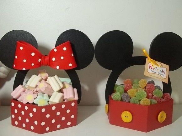 Centro De Mesa De Mickey Mouse En Goma Eva Pesquisa Google