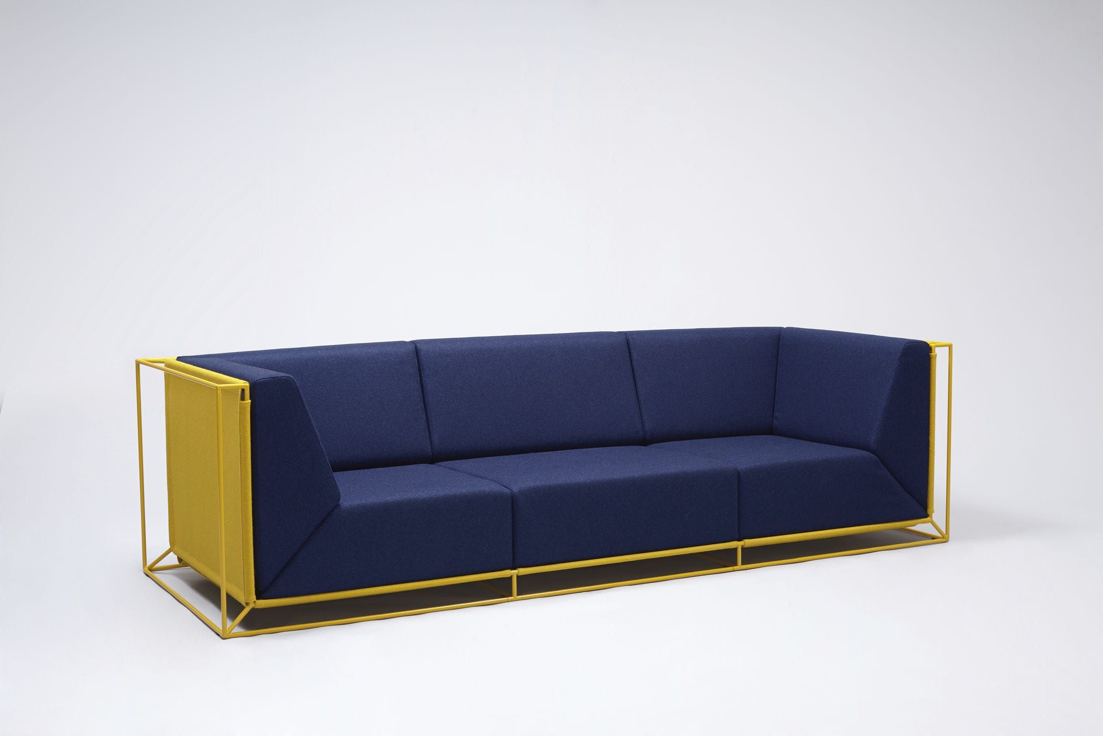 Good Modular Sofa / Contemporary / Fabric / By Philippe Nigro FLOATING Comforty Awesome Ideas