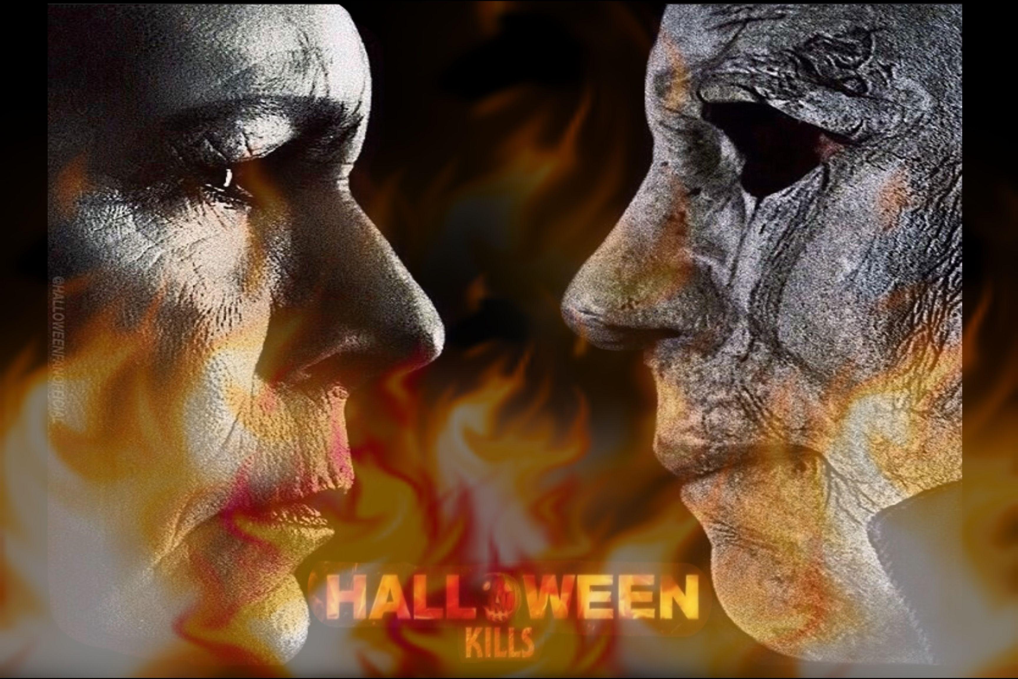 Halloween kills poster in 2020 Halloween, Movie posters