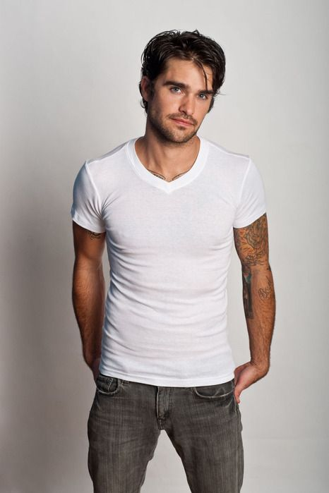 ribbed tees the perfect undershirt wear it pinterest