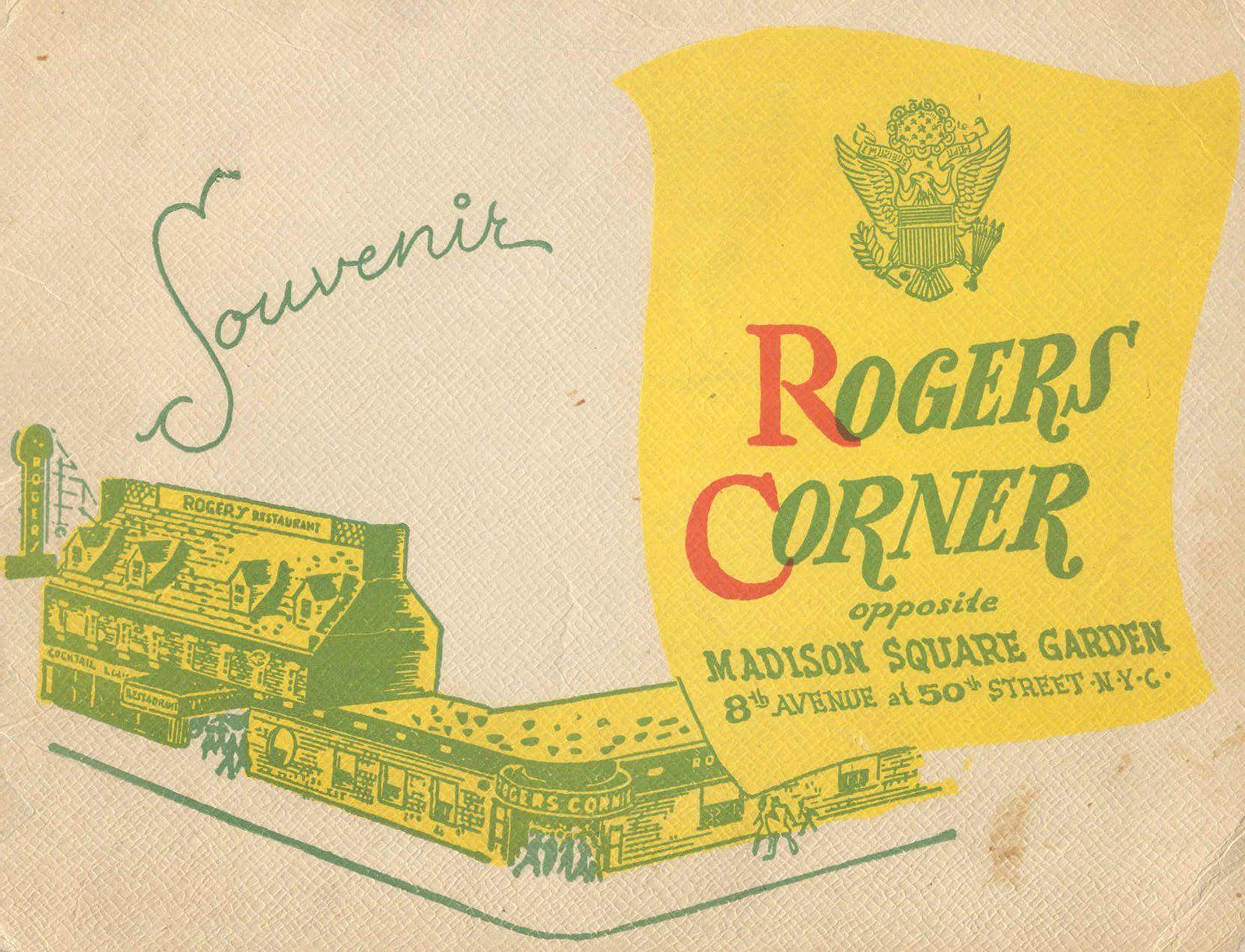 The New Found Photography: Rogers Corner, Souvenir Photo Folder