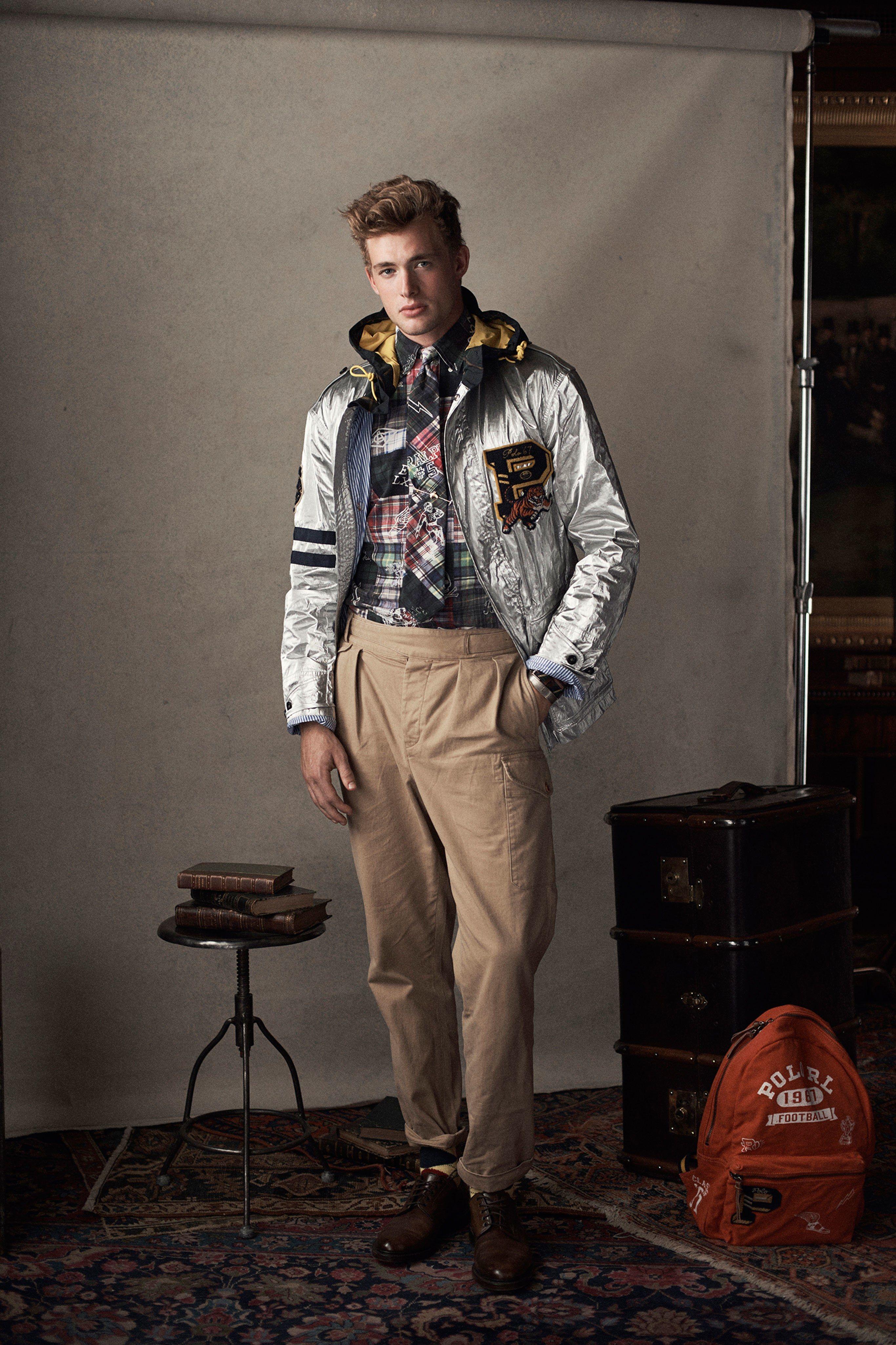 Polo Ralph Lauren Spring 2019 Menswear Fashion Show