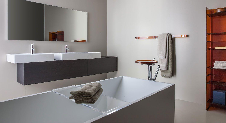 Kartell Bagno ~ Kartell by laufen white and orange bathroom laufen kartell by