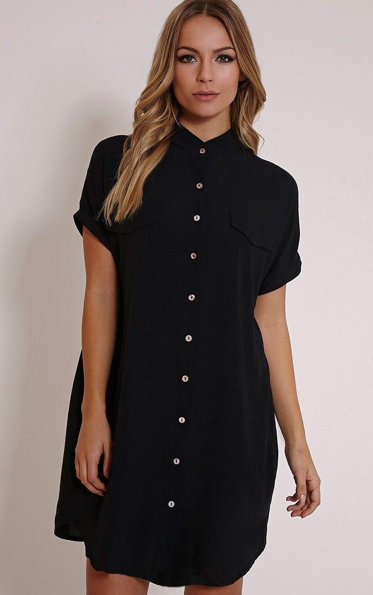 short sleeve shirt dress uk cheap online
