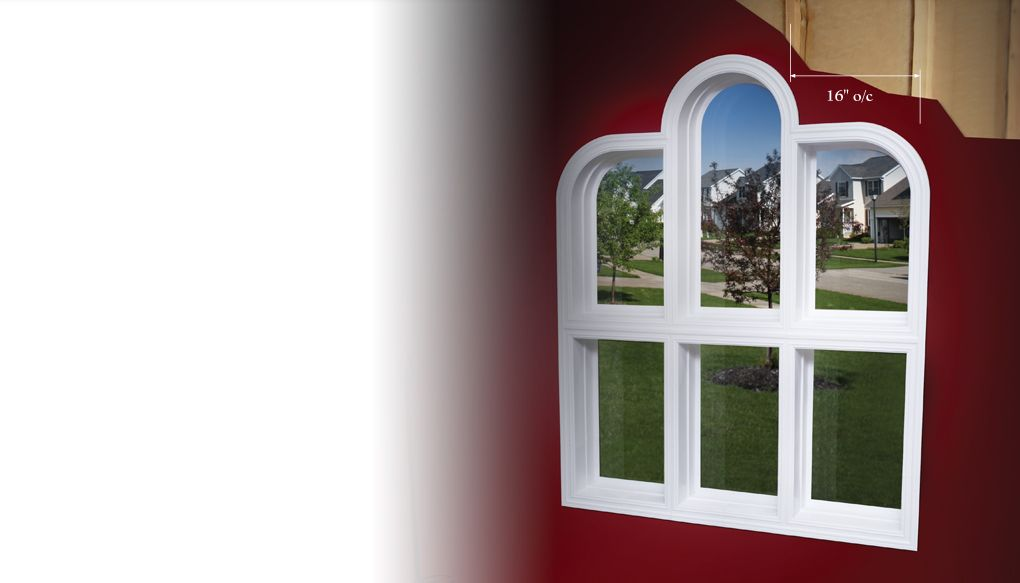 Install Our Windows Between Your Existing 16 Oc Studs No Header No Footer No Drywall Repair Install A Sin Window Installation Earthship Exterior Decor