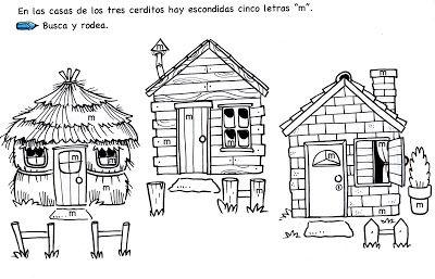 álbumes Web De Picasa Cerditos Cuento Tres Cerditos Y Te