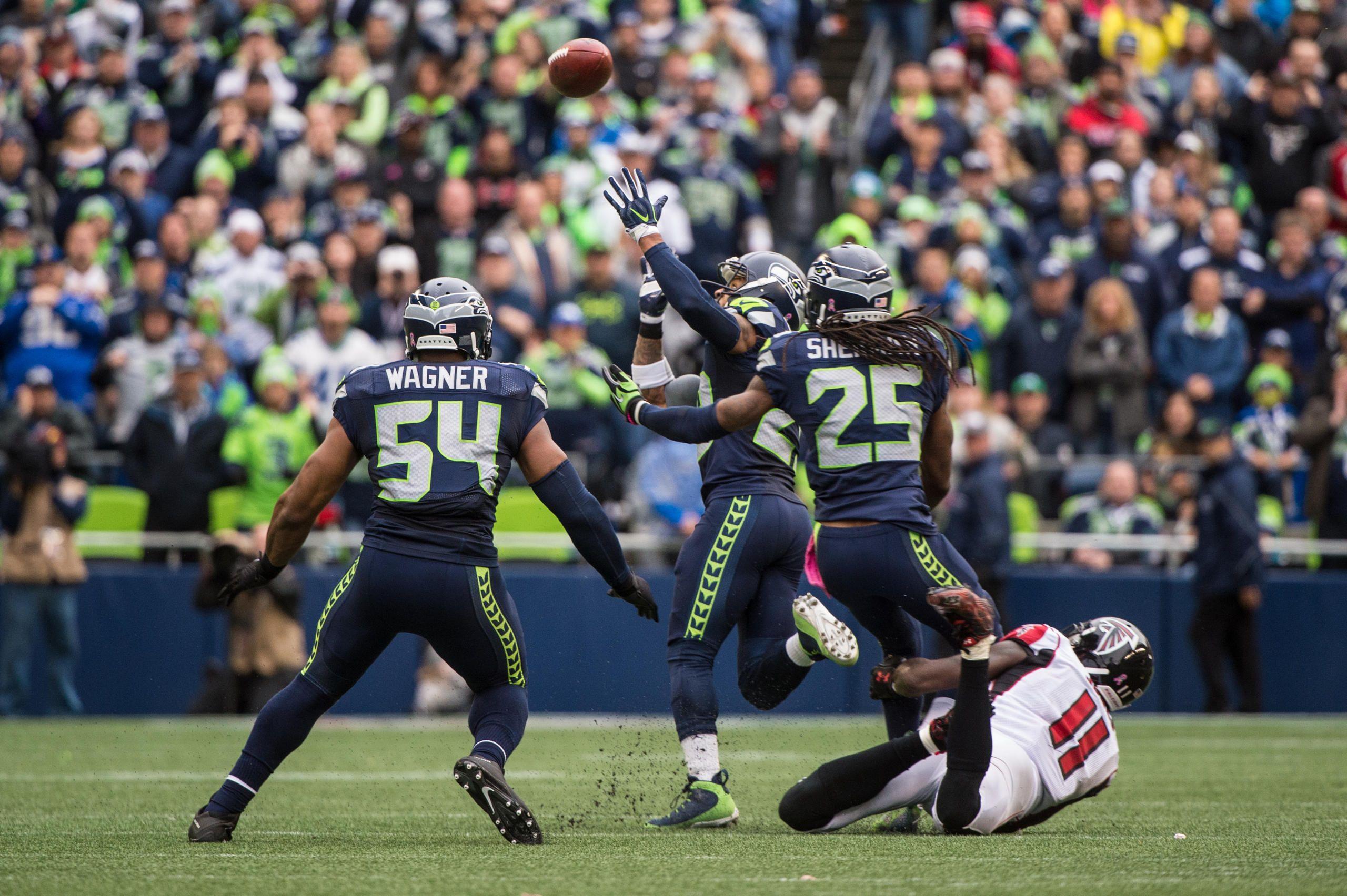Week 6 Seahawks Vs Falcons Seahawks Seattle Seahawks Falcons