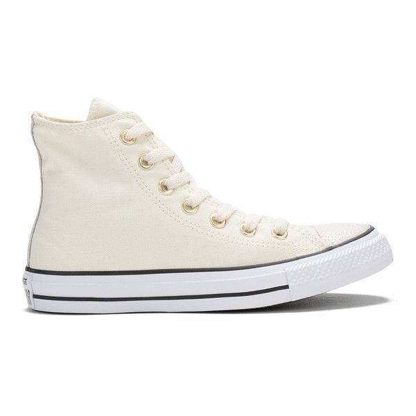 bc85c4907181 Converse Women s Chuck Taylor All Star Oil Slick Toe Cap Hi-Top... ( 80) ❤  liked on Polyvore featuring shoes