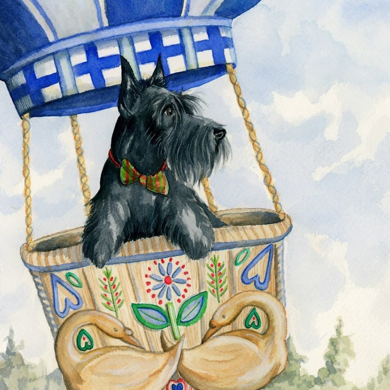 Pin by Norma Orellana on Scottie cards and westies