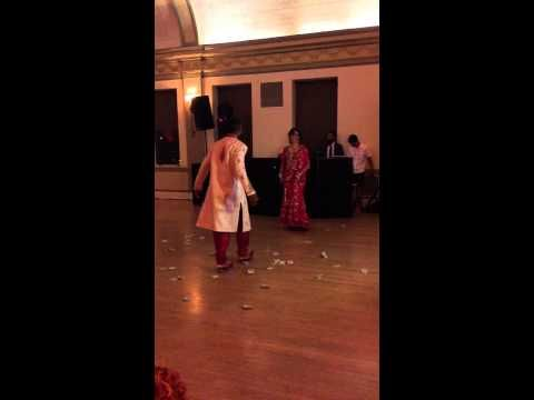 The ULTIMATE First Dance Wedding Song Black Meets Bollywood Blindian