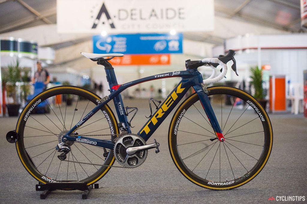 Julián Arredondo's Trek Madone 2016 | Fiets | ロードバイク, 自転車, バイク