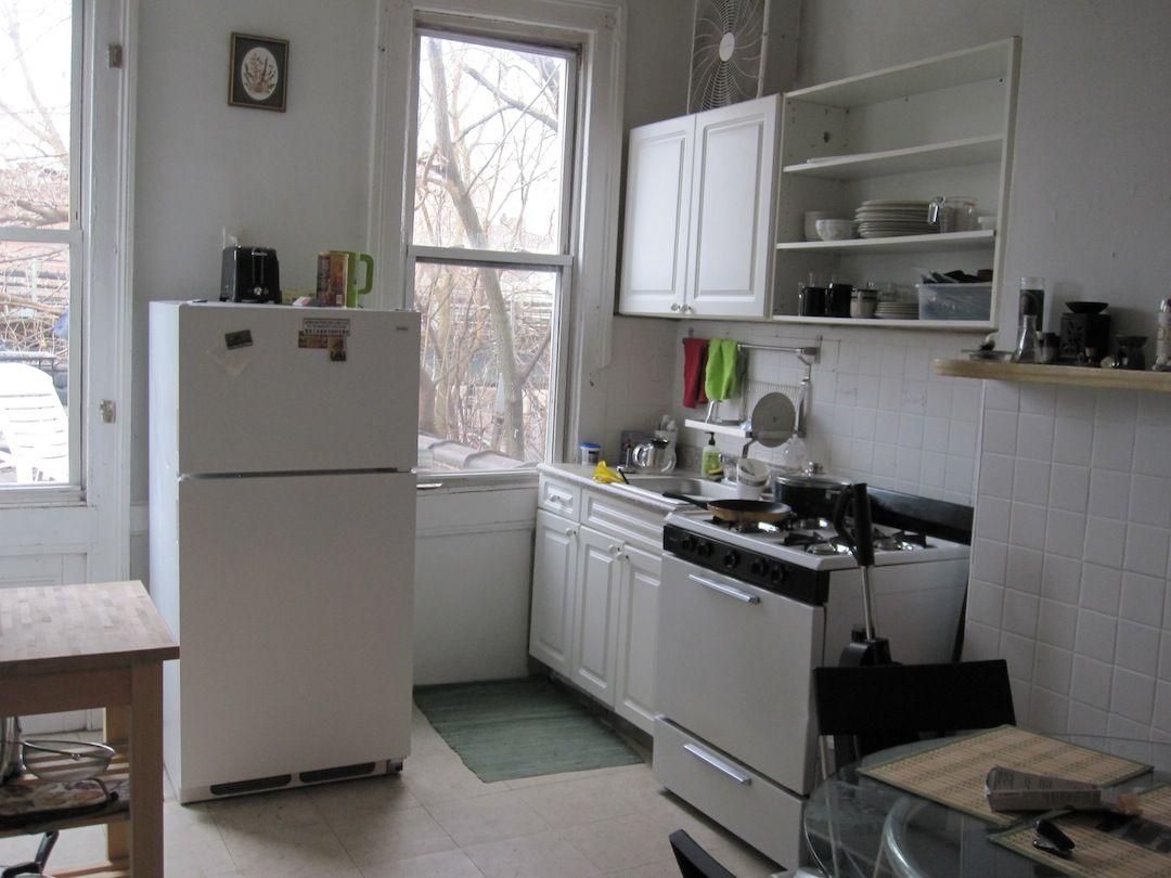 Apartment Kitchen Railroad Apartment Kitchen Notice Recessed Walls Mathews Model