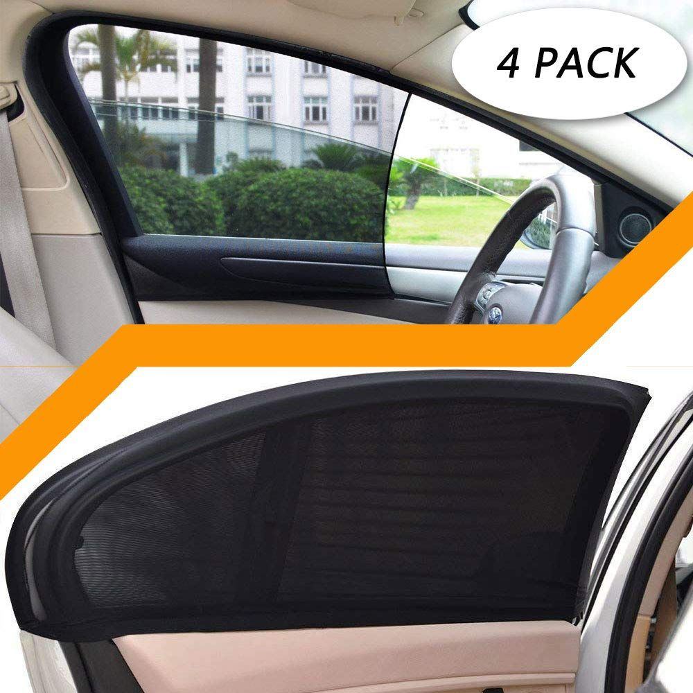55 off 4 Pack Car Side Window Sun Shade Packing car