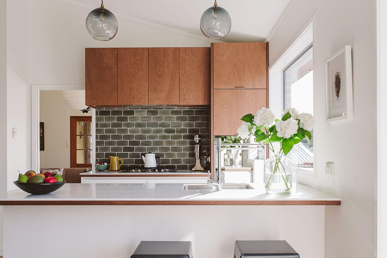 Mid Century Modern Rowson Kitchens