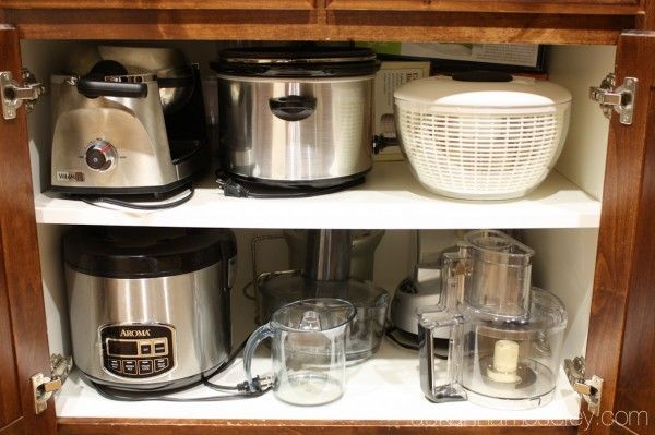 perfection to reality ~ kitchen organization tips | for the home