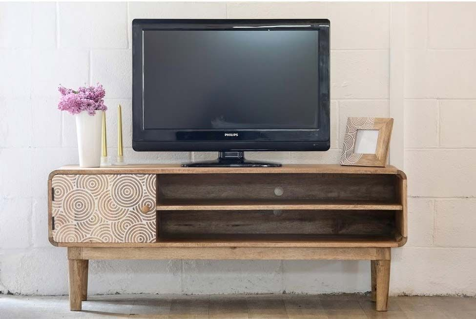 Meuble Tele Original 47 idées déco de meuble tv   tvs