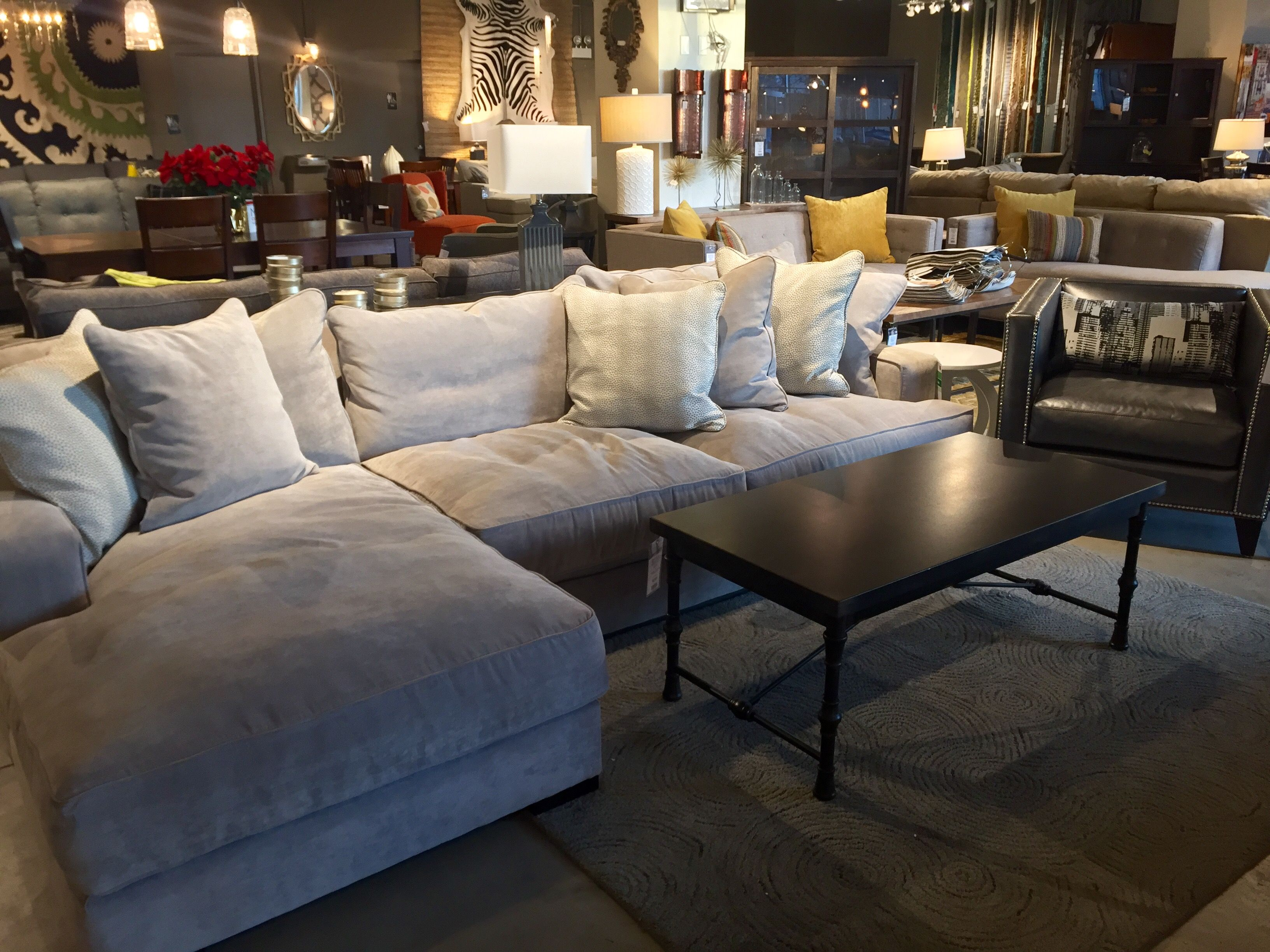 This Sectional Takes Comfort To An Entire New Level You Ll