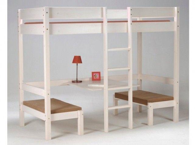 Функциональная кровать-чердак 50 фото (17) | Постельные ...