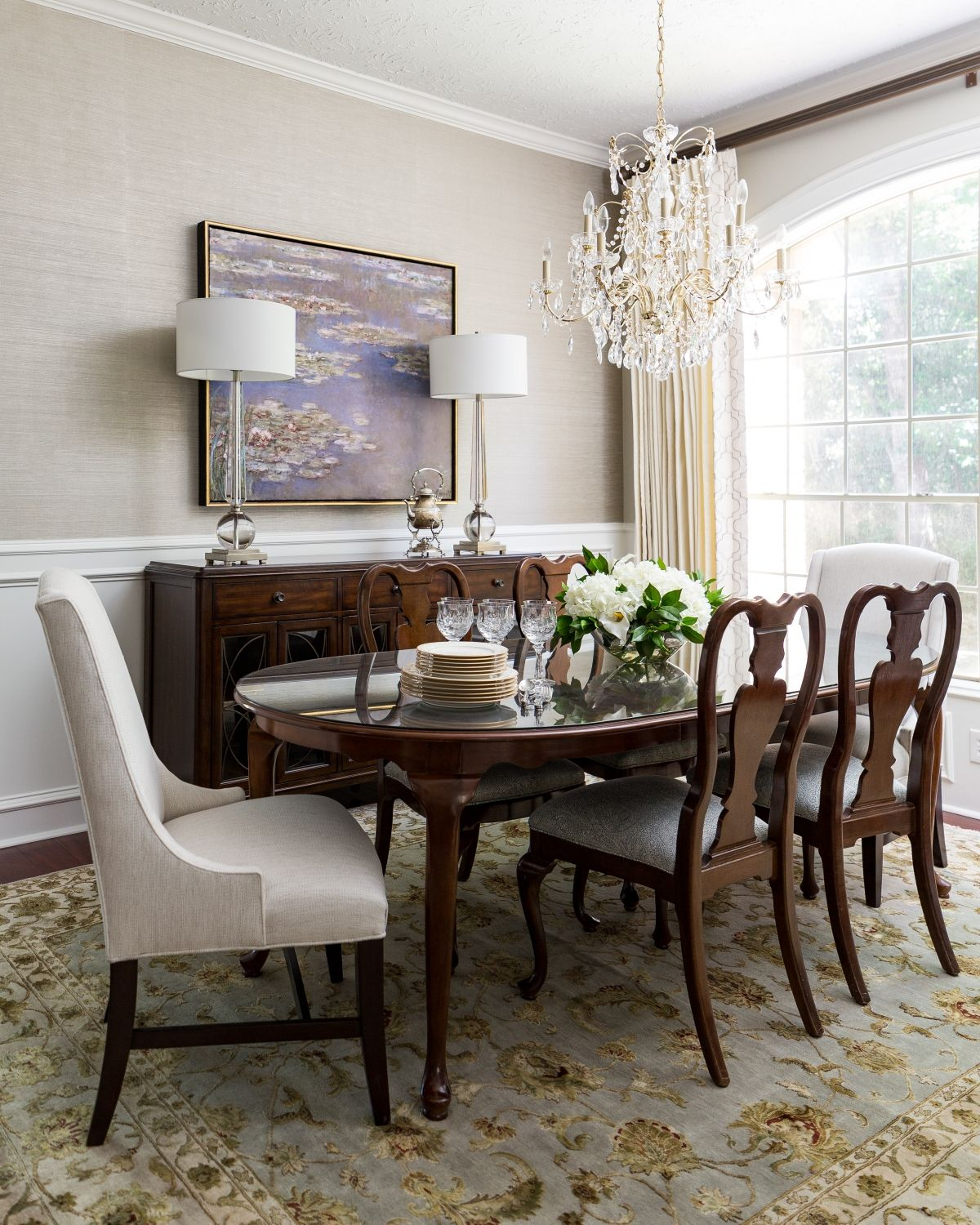 19 Magnificent Design Ideas Of Classy Traditional Dining Rooms Luxury Dining Room Elegant Dining Room Luxury Dining