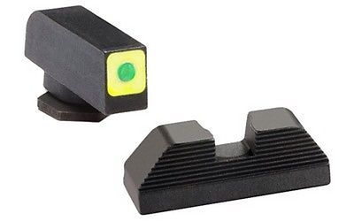 Other Hunting Gun Smithing 177883: Ameriglo Gl-642 Spalding Sight Set For Glock Low Series Green/Black -> BUY IT NOW ONLY: $64.94 on eBay!